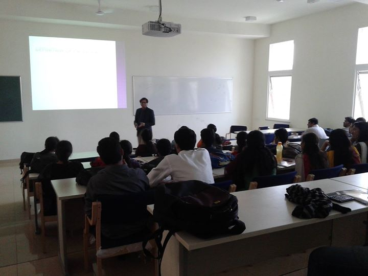 Cyber Law Training Session- Students