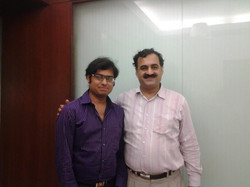 with Mr. Adv. Pawan Duggal