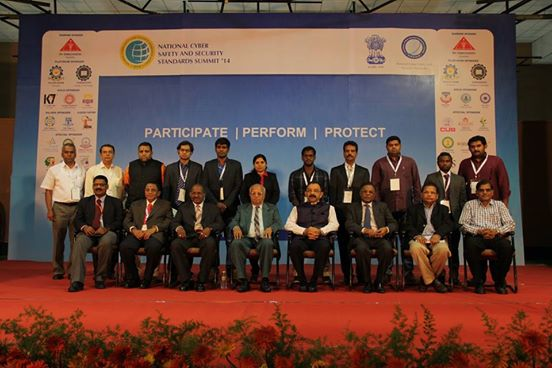 Group Photo @ National Conference