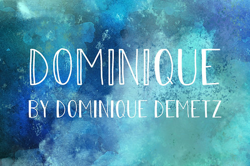 Dominique Font & Commercial License