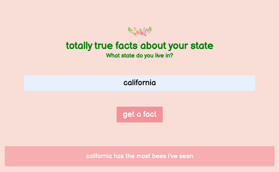 Totally True Facts About Your State