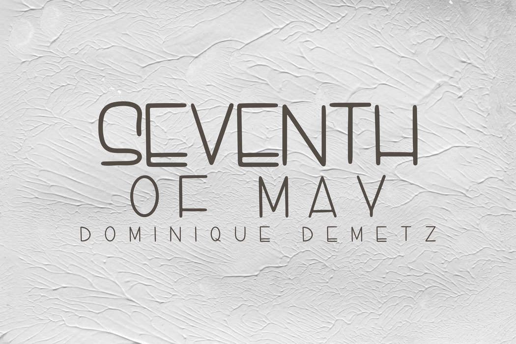 Seventh of May Font