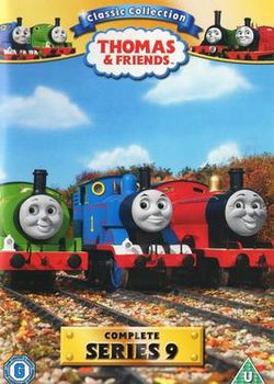 Thomas and Friends: Season 09 - Original UK release date,5th
