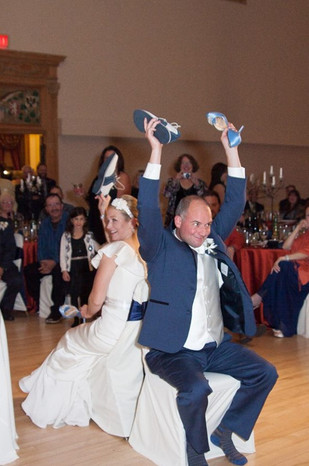 Your Wedding is About You.....And Your Guests!