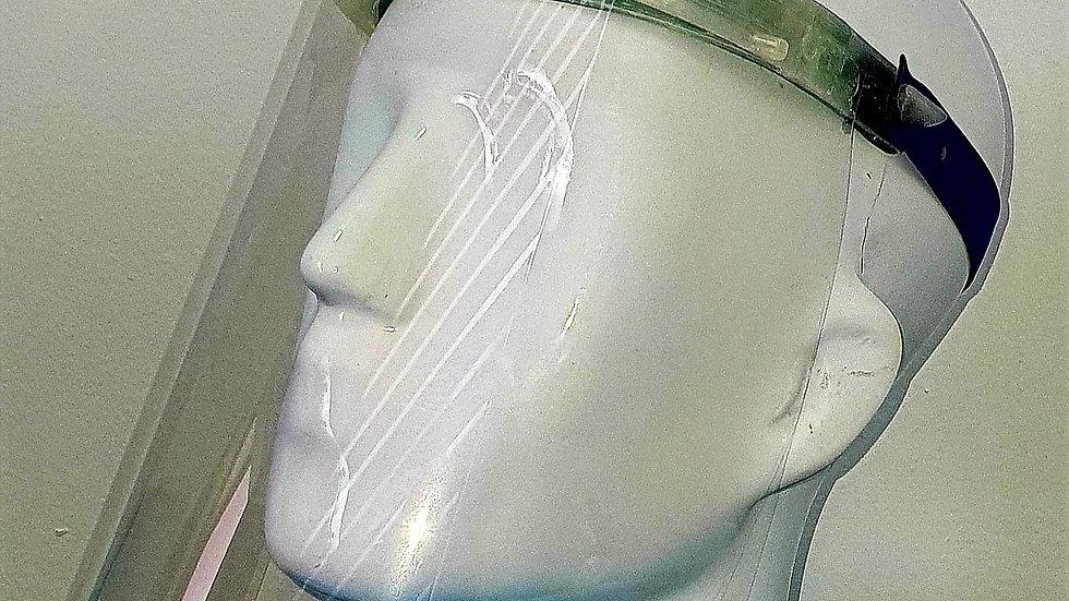 Visor facial