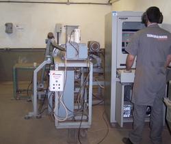 Grinding circuit at LTM