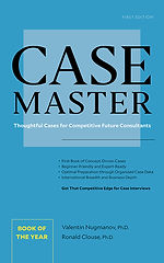 Case Master: Thoughtful Cases for Competitive Future Consultants