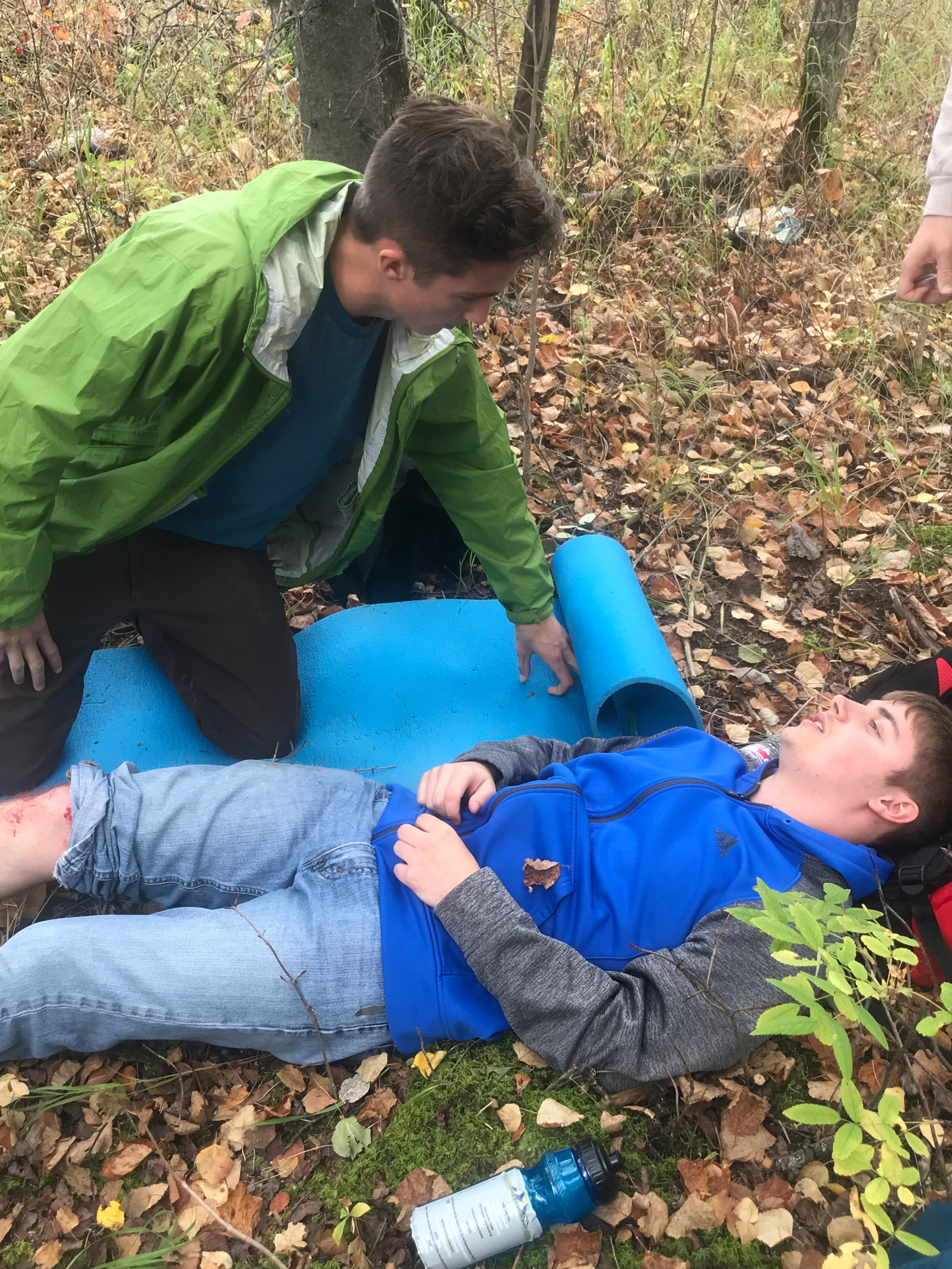 Youth Wilderness First Aid - Glennallen