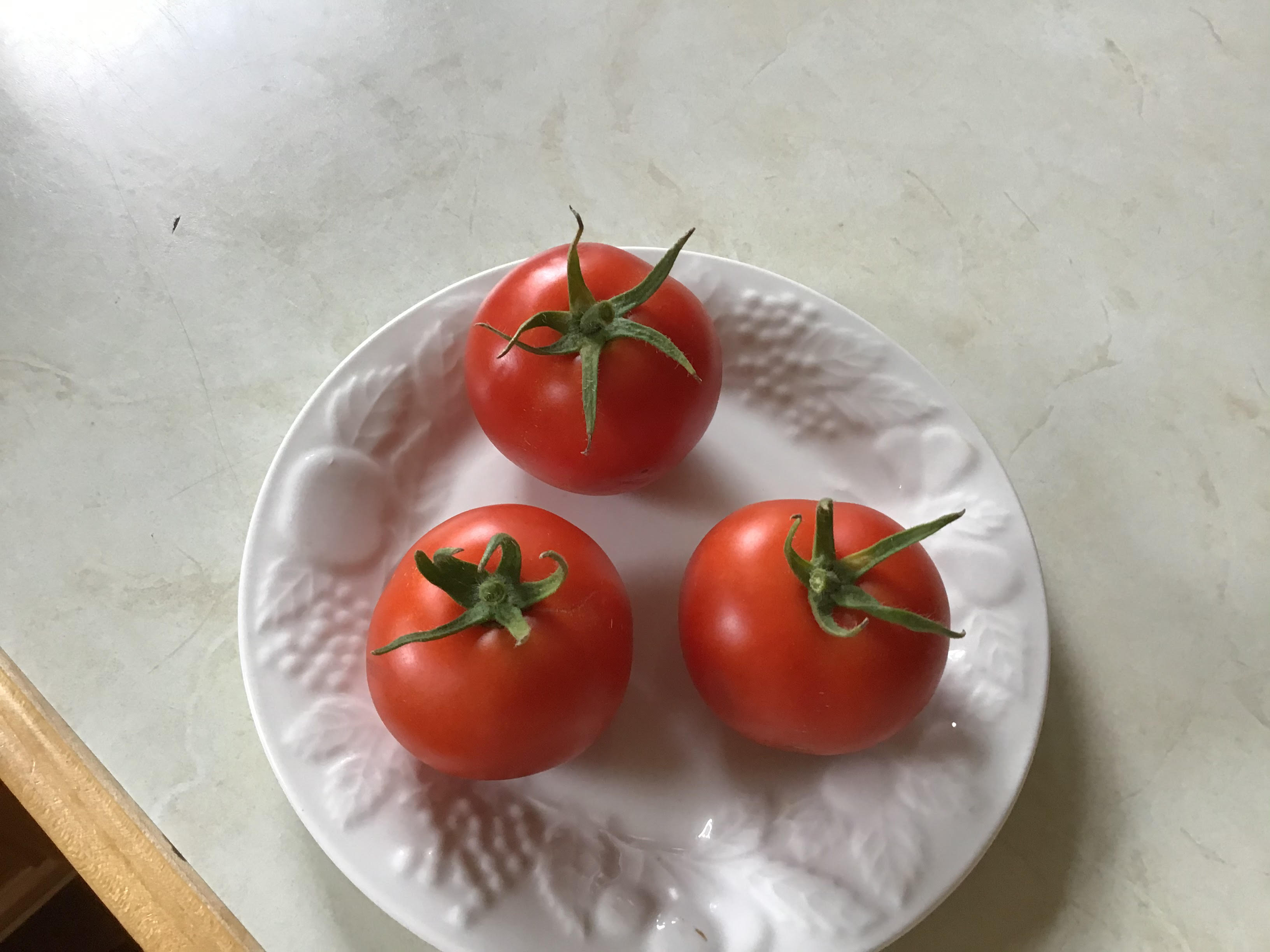 Tomatoes, three medium