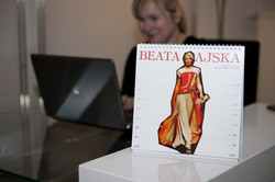 Calendar 2013 BEATA RAJSKA
