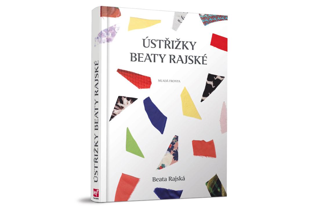 Book ÚSTŘIŽKY BEATY RAJSKÉ