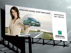 Campaign ARVAL Czech Republic