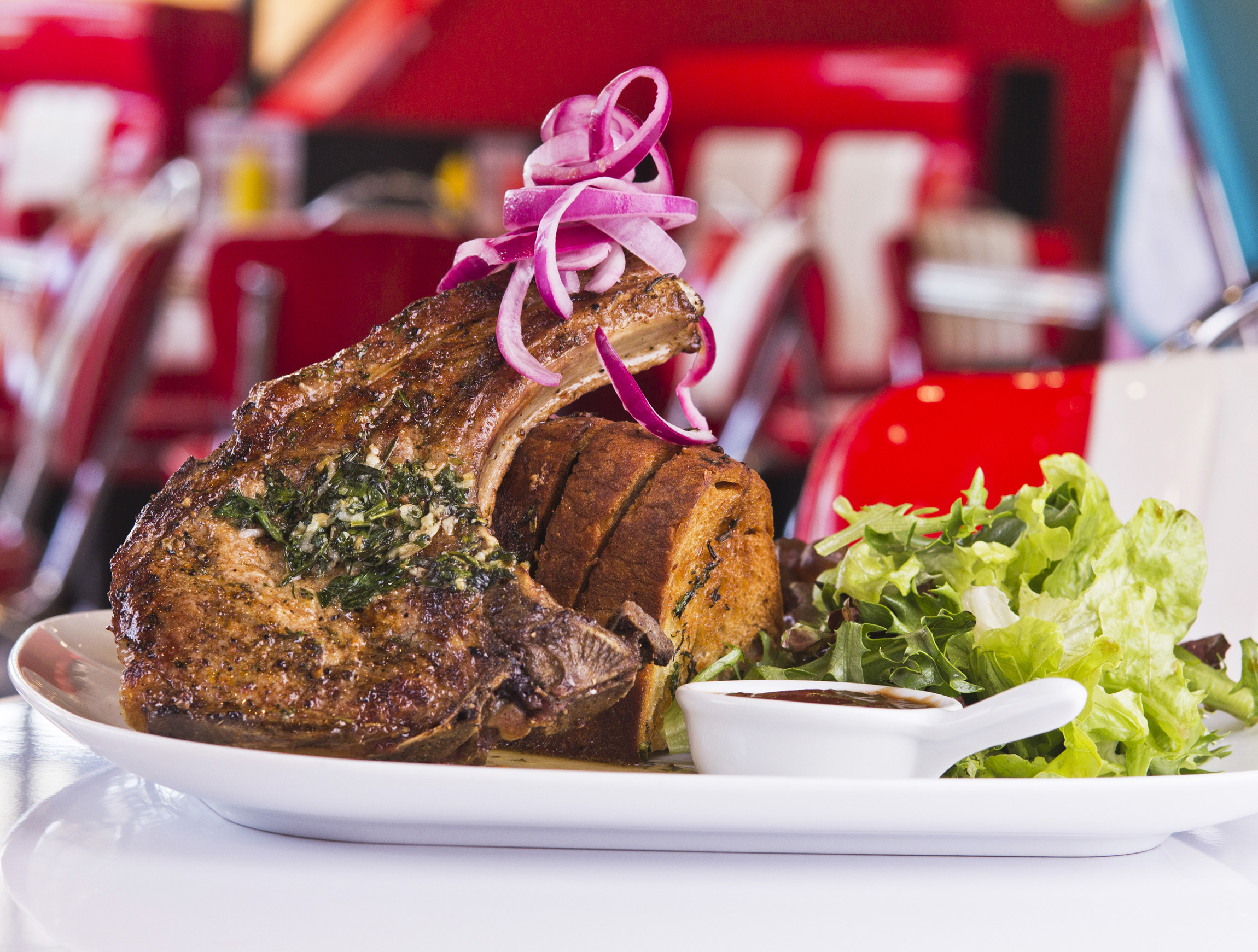 EB Twin Texas steak