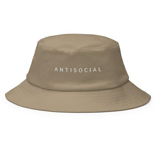 Antisocial Bucket Hat