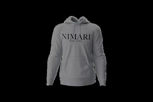 Nimari 'Trademark' Hoodie - Gray