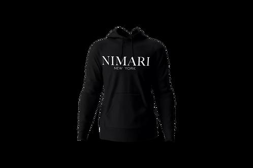 Nimari 'Trademark' Hoodie - Black