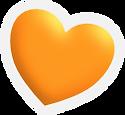 Herz aus Leidenschaft