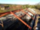 CE marked steel fabrication