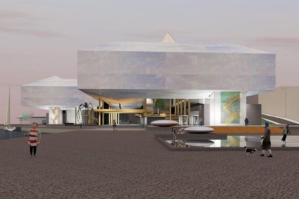 Inzending Guggenheim Helsinki