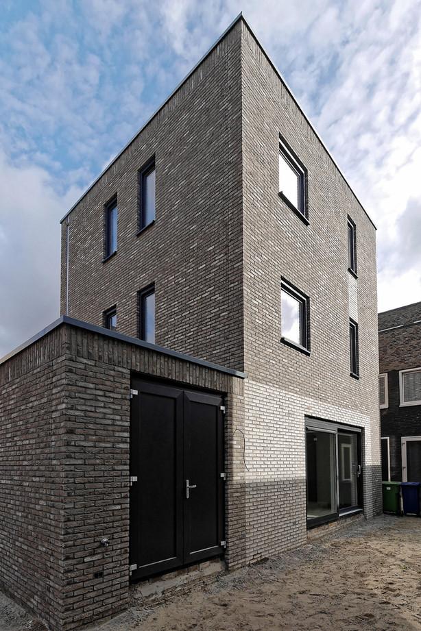 Oplevering woning Almere Poort