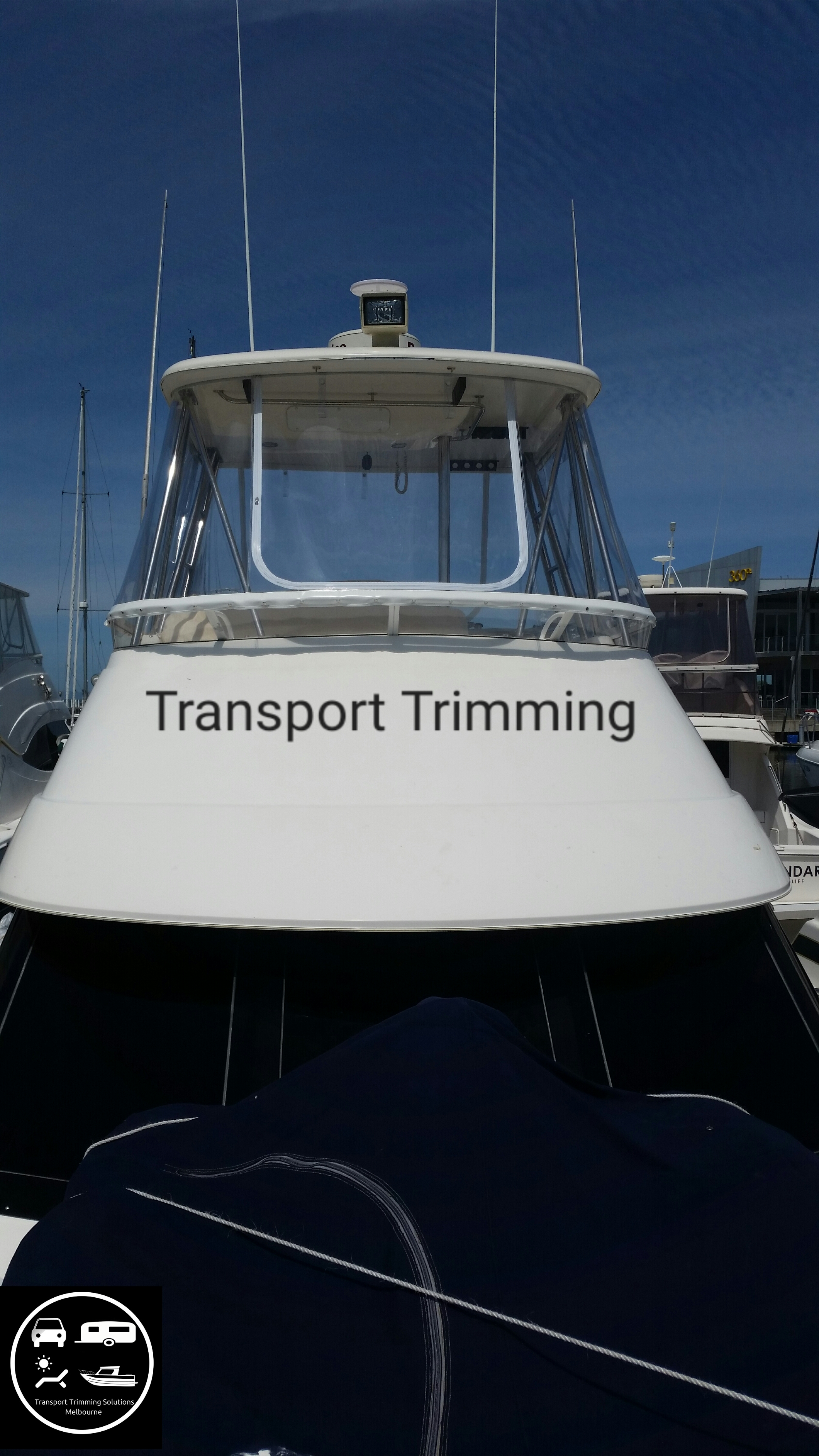 Boat Trimmer & Covers | Melbourne VIC | Transport Trimming Solutions