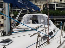yacht Dodger
