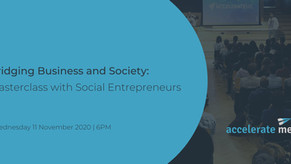 Bridging Business and Society– The highlights of the night!