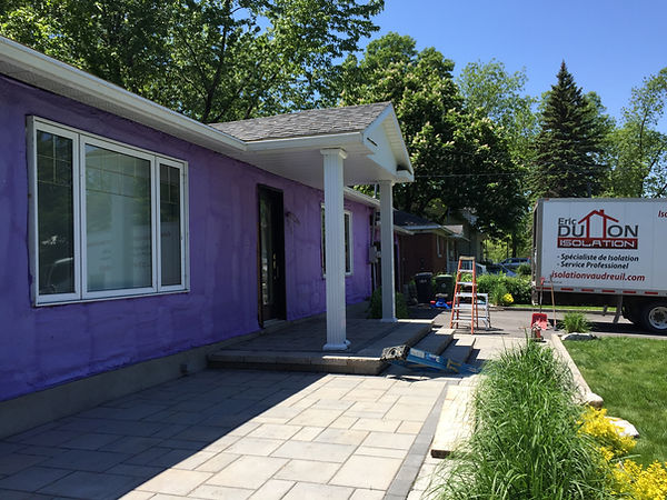 ASK Eric Dutton: Should i use spray foam ? Vaudreuil Insulation