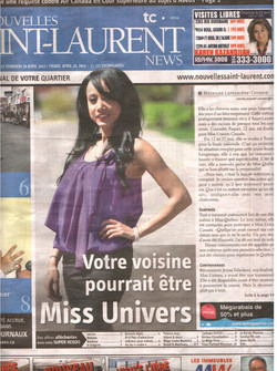 Casendre Paquet | News Paper 2012