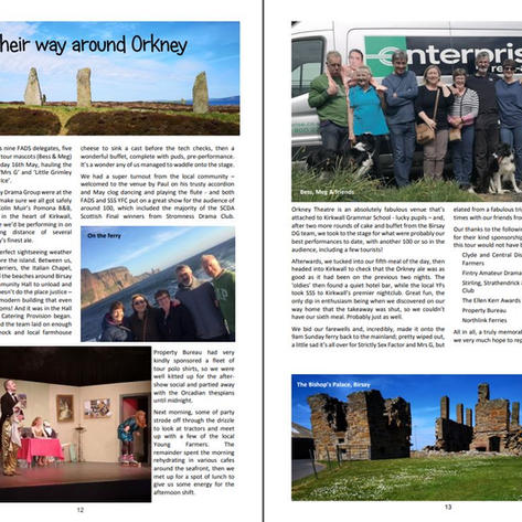 Orkney trip, May 2019 - Review