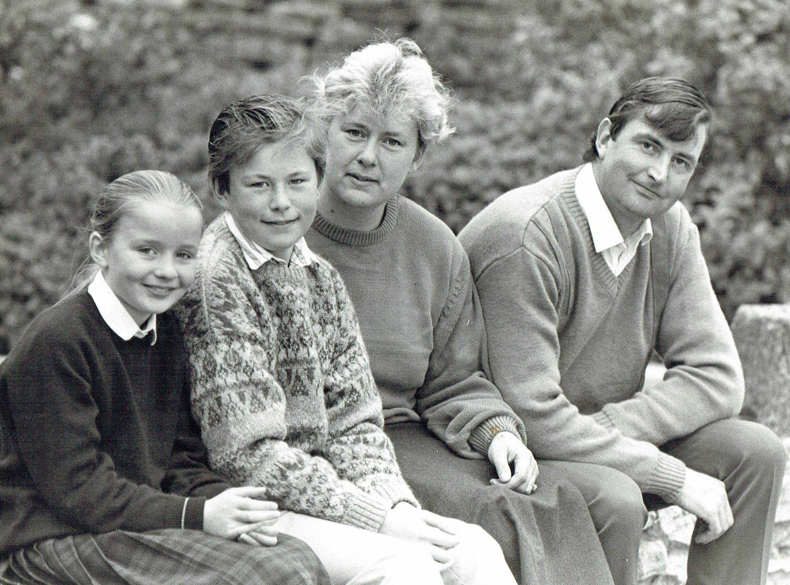 Vicki, James, Chris & Bob