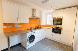 HMO refurbished kitchen
