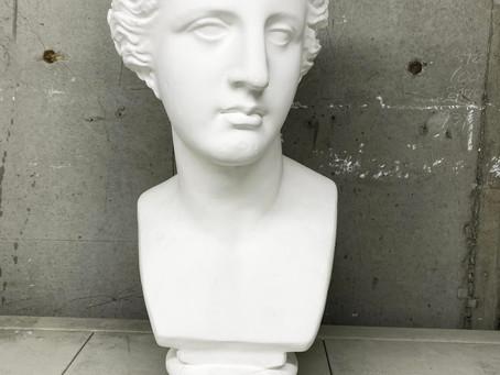 5月の石膏像 その2