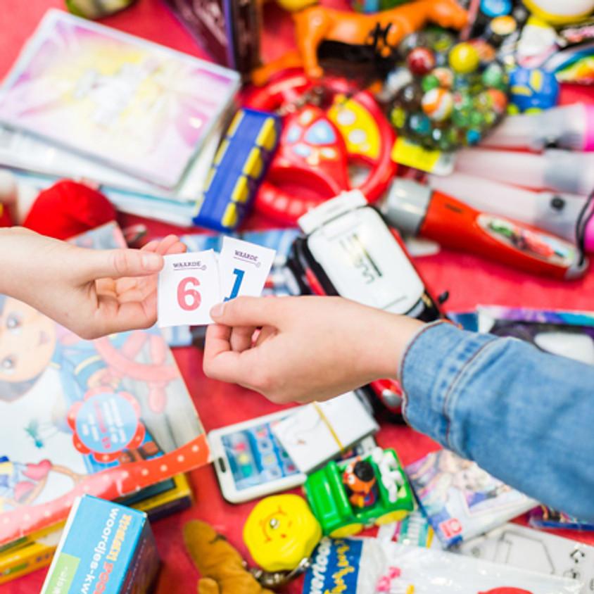 Recycle Speelgoedruilbeurs   RUILBEURS