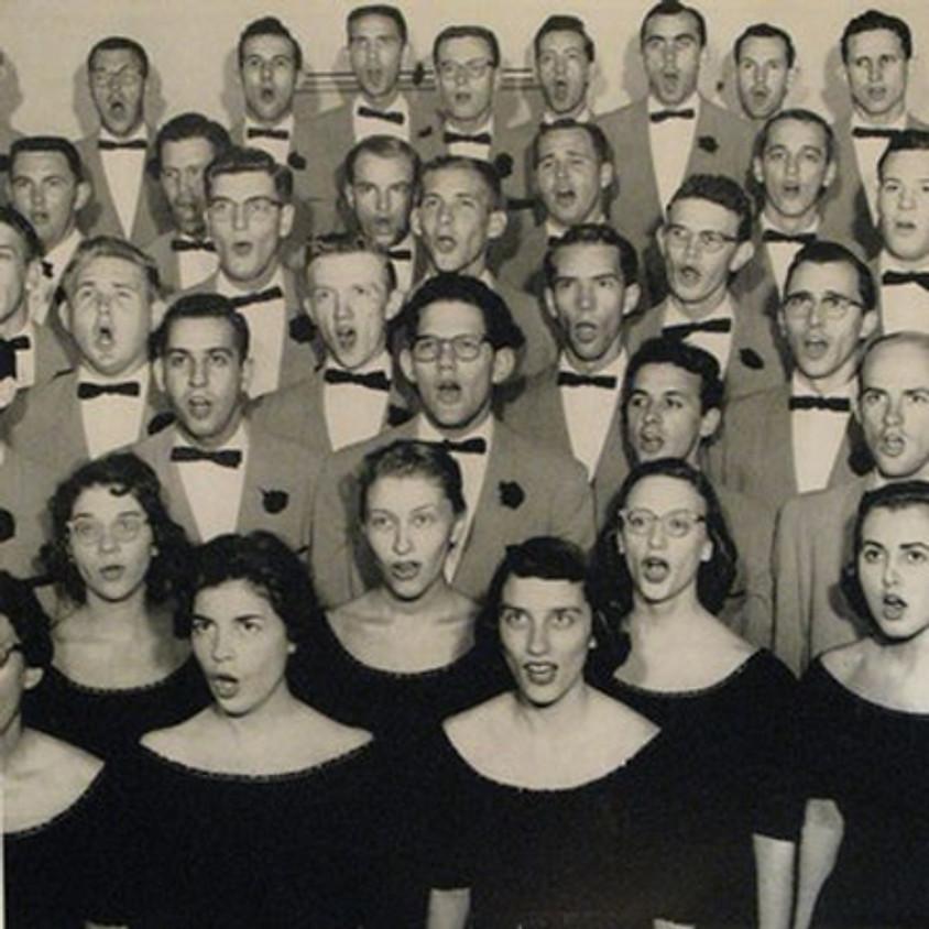 Koor voor mensen die niet noodzakelijk kunnen zingen   SAMENZANG