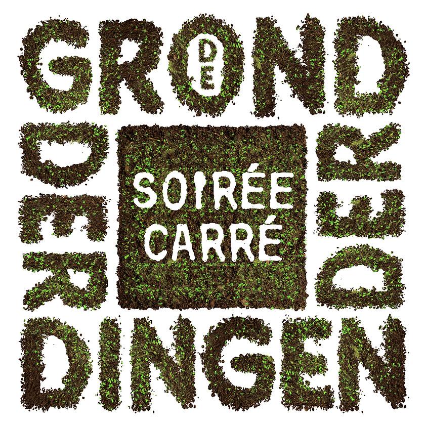 Soirée Carré Plus - Weekthema: Rust en stilte in de stad | LEZING