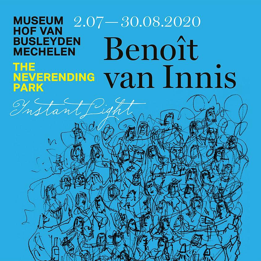 Benoît van Innis – Instant Light | EXPO