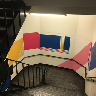 MLB Stairwell Shapes