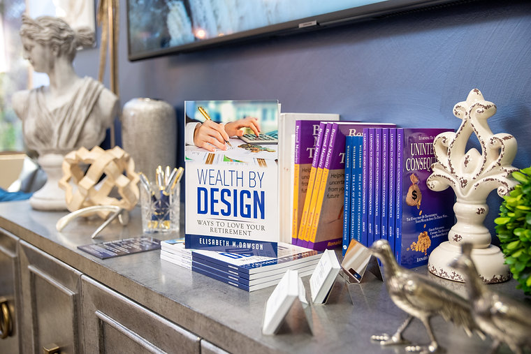 Wealth By Design, Financial Advisor Elisabeth Dawson