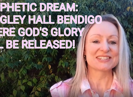 Langley Hall Update - a prophetic dream