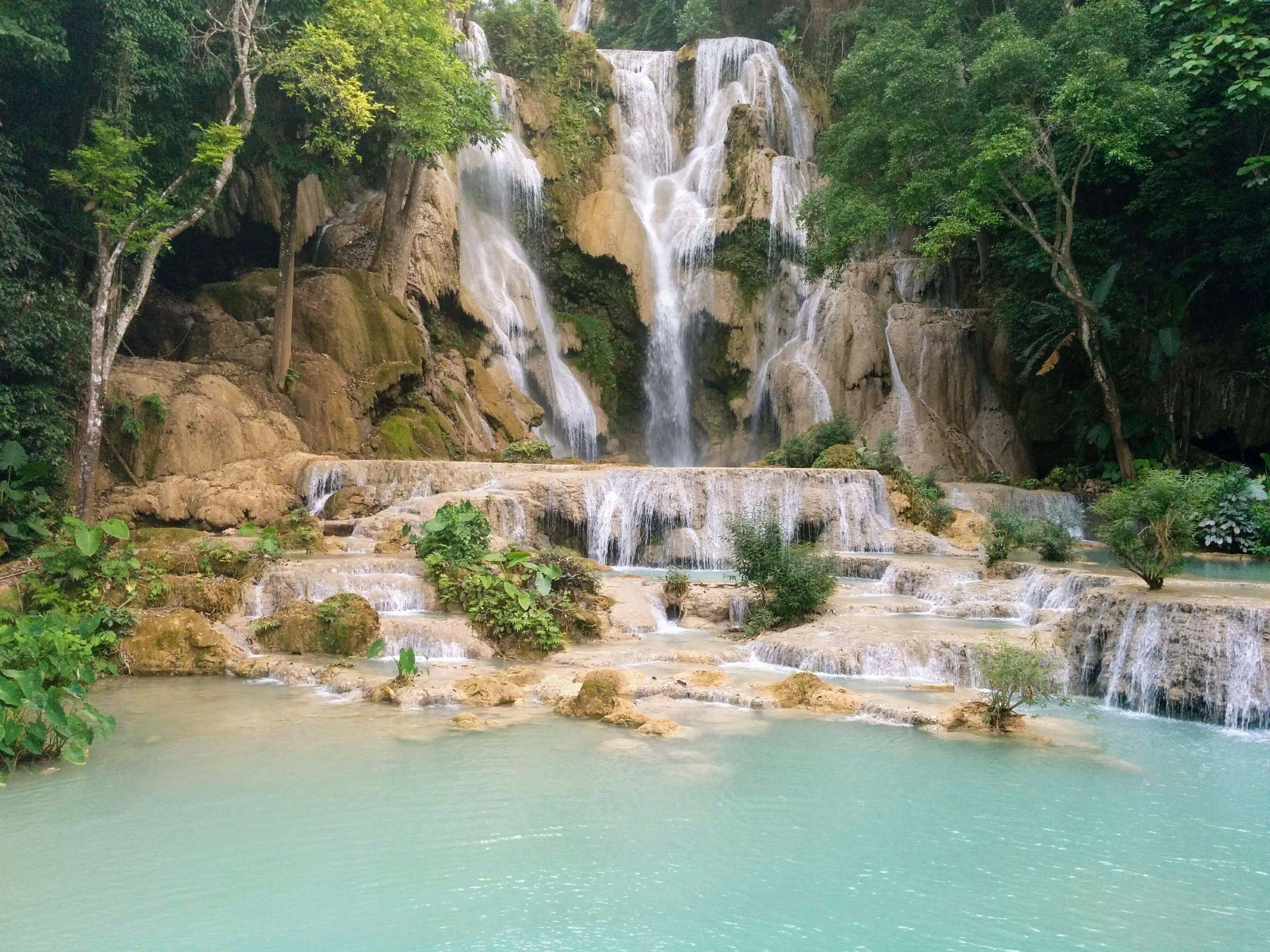 kuangsi-water-fall