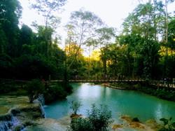 Kuangsi-fall-spectacular-view
