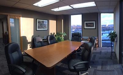 conference room D'Alton Law Firm