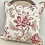 Thumbnail: Antique French Indienne and Linen Pillow