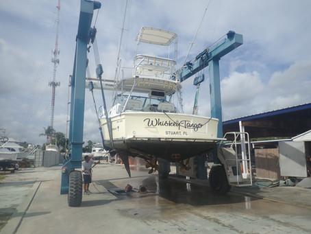 """Marine Survey: Wellcraft 330 Coastal """"Whiskey Tango"""""""