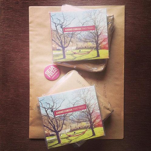 André Coruja - Two Trees (álbum físico)