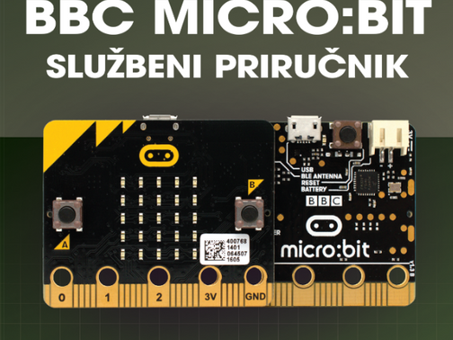 Službeni BBC micro:bit priručnik