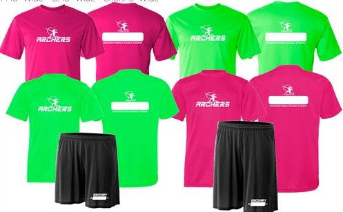 Discovery Gym Shirts (5th Grade ONLY)      Order must be submitted by March 8th!