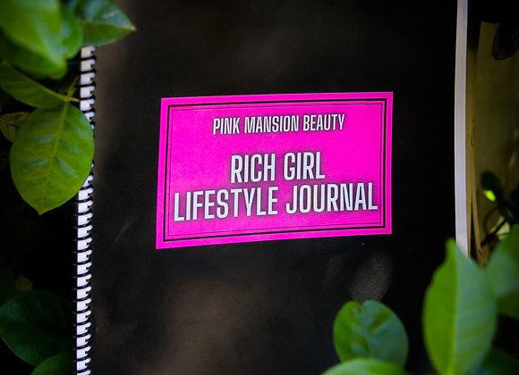 Rich Girl Lifestyle Journal
