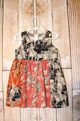 Cattle Drive dress
